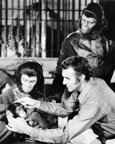 This is an image of 193719 Escape from the Planet of the Apes Photograph & Poster