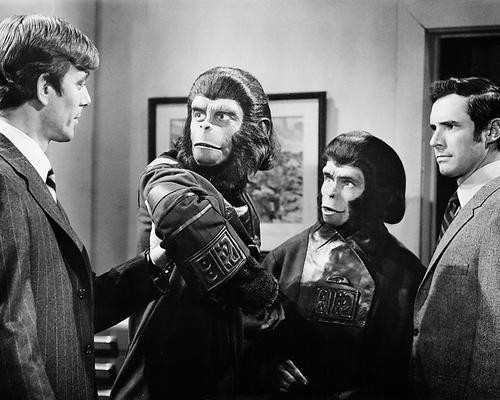 This is an image of 193720 Escape from the Planet of the Apes Photograph & Poster