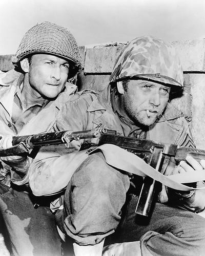 This is an image of 193740 Combat Photograph & Poster