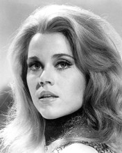 This is an image of 193766 Jane Fonda Photograph & Poster