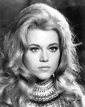 This is an image of 193767 Jane Fonda Photograph & Poster