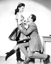 This is an image of 193784 Ann Miller Photograph & Poster