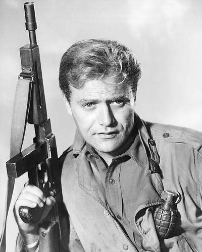 This is an image of 193881 Vic Morrow Photograph & Poster