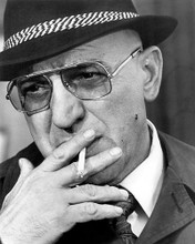 This is an image of 193933 Telly Savalas Photograph & Poster