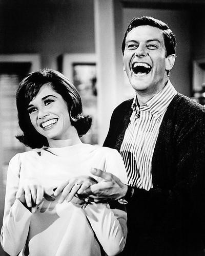 This is an image of 193978 The Dick Van Dyke Show Photograph & Poster