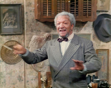 This is an image of 283822 Redd Foxx Photograph & Poster