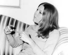 This is an image of 194040 Diana Rigg Photograph & Poster