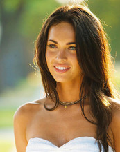 This is an image of 280122 Megan Fox Photograph & Poster