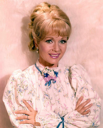 This is an image of 280670 Debbie Reynolds Photograph & Poster