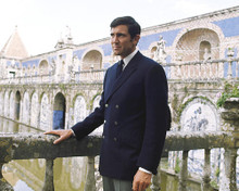 This is an image of 274069 George Lazenby Photograph & Poster
