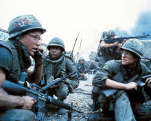 This is an image of 280058 Full Metal Jacket Photograph & Poster