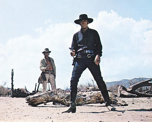 This is an image of 276055 Once Upon a Time in the West Photograph & Poster