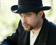 This is an image of 276659 Brad Pitt Photograph & Poster