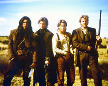 This is an image of 222816 Young Guns Photograph & Poster
