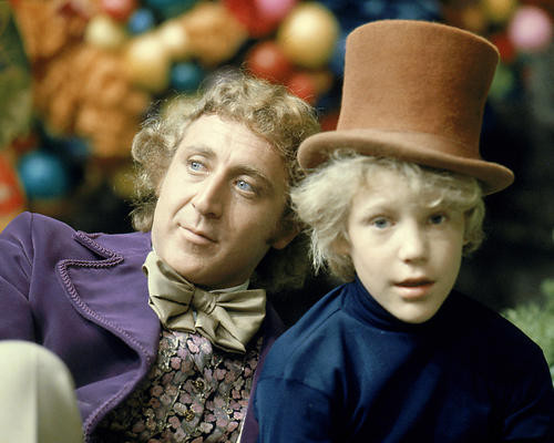 This is an image of 269249 Gene Wilder Photograph & Poster