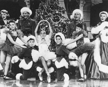 This is an image of 171178 White Christmas Photograph & Poster