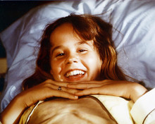 This is an image of 221007 Linda Blair Photograph & Poster