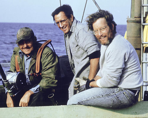 This is an image of 269118 Jaws Photograph & Poster