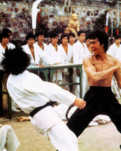 This is an image of 222655 Bruce Lee Photograph & Poster