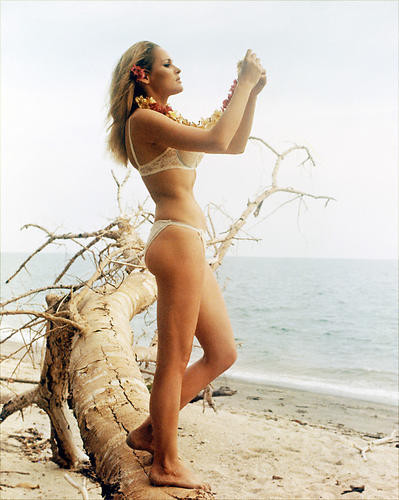 This is an image of 232695 Ursula Andress Photograph & Poster