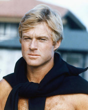 This is an image of 233047 Robert Redford Photograph & Poster