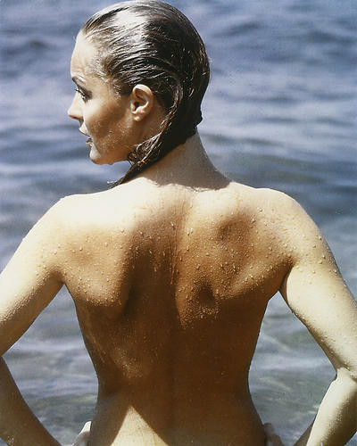 This is an image of 232774 Romy Schneider Photograph & Poster