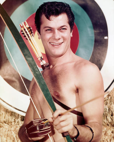 This is an image of 226158 Tony Curtis Photograph & Poster