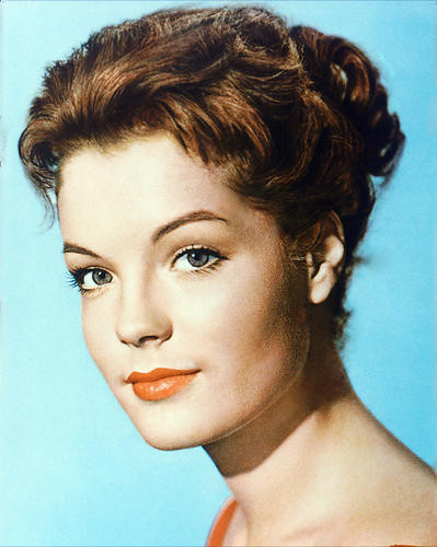 This is an image of 232773 Romy Schneider Photograph & Poster