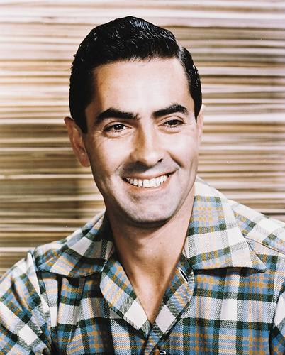 This is an image of 212814 Tyrone Power Photograph & Poster