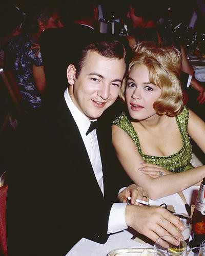 This is an image of 251903 Sandra Dee & Bobby Darin Photograph & Poster