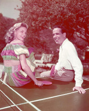 This is an image of 256133 Humphrey Bogart & Bacall Photograph & Poster