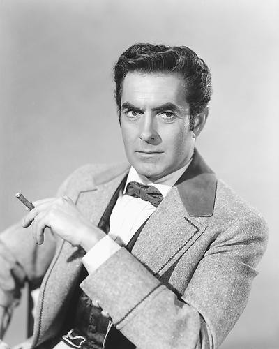 This is an image of 171592 Tyrone Power Photograph & Poster