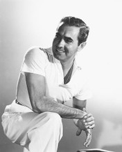 This is an image of 172491 Tyrone Power Photograph & Poster