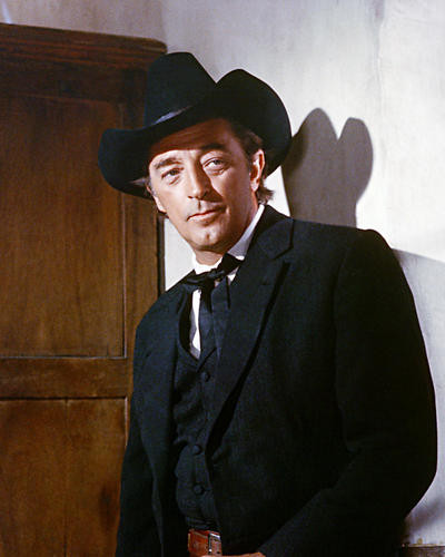 This is an image of 247455 Robert Mitchum Photograph & Poster