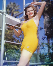 This is an image of 234377 Rita Hayworth Photograph & Poster