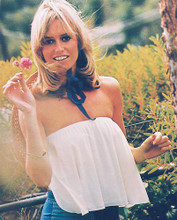 This is an image of 248506 Susan George Photograph & Poster
