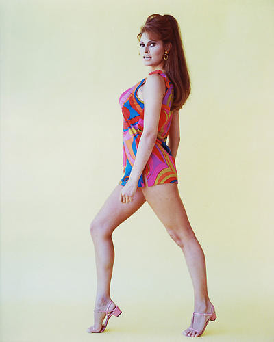 This is an image of 257729 Raquel Welch Photograph & Poster