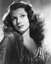 This is an image of 178611 Rita Hayworth Photograph & Poster