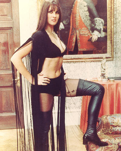 This is an image of 256828 Caroline Munro Photograph & Poster