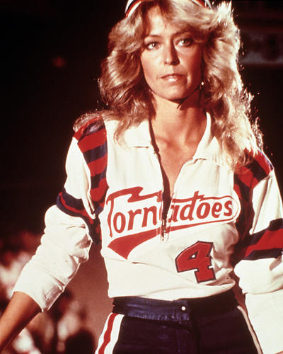 This is an image of 257183 Farrah Fawcett Photograph & Poster