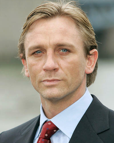 This is an image of 269039 Daniel Craig Photograph & Poster