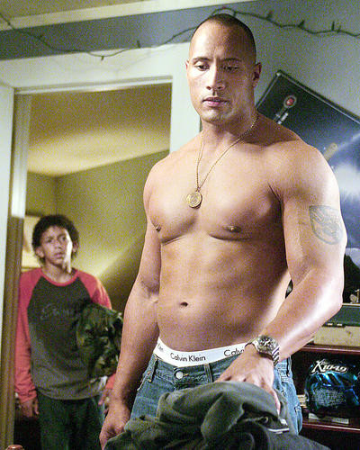 This is an image of 276642 Dwayne Johnson Photograph & Poster