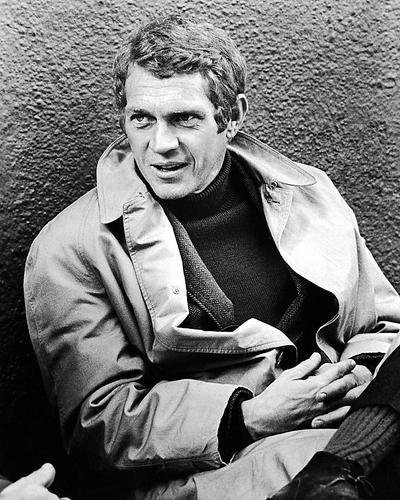 This is an image of 187446 Steve McQueen Photograph & Poster