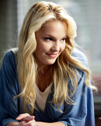 This is an image of 274043 Katherine Heigl Photograph & Poster