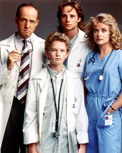This is an image of 273995 Doogie Howser, M.D. Photograph & Poster