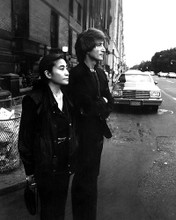 This is an image of 187734 John Lennon and Yoko Ono Photograph & Poster