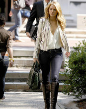 This is an image of 280113 Blake Lively Photograph & Poster
