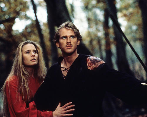 This is an image of Photograph & Poster of The Princess Bride 284210
