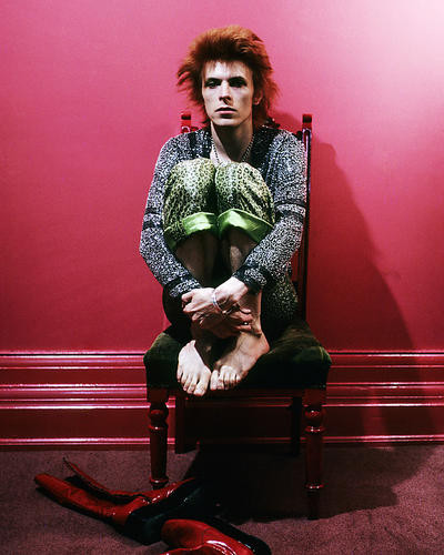 This is an image of Photograph & Poster of David Bowie 284218