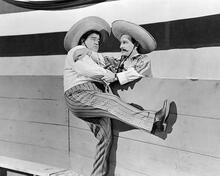 This is an image of Photograph & Poster of Abbott and Costello 194772